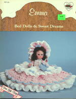 Lot of 2 doll pattern books