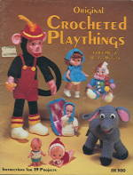 Original Crocheted Playthings Volume 2