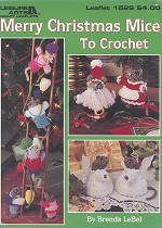 Merry Christmas Mice to Crochet