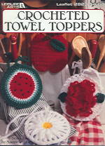Crocheted Towel Toppers
