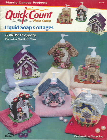 Quick Count Liquid Soap Cottages