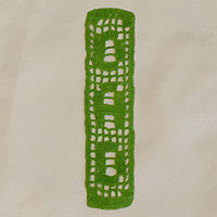 Dad Bookmark (Green)