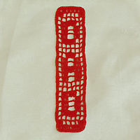 Dad Bookmark (Red)